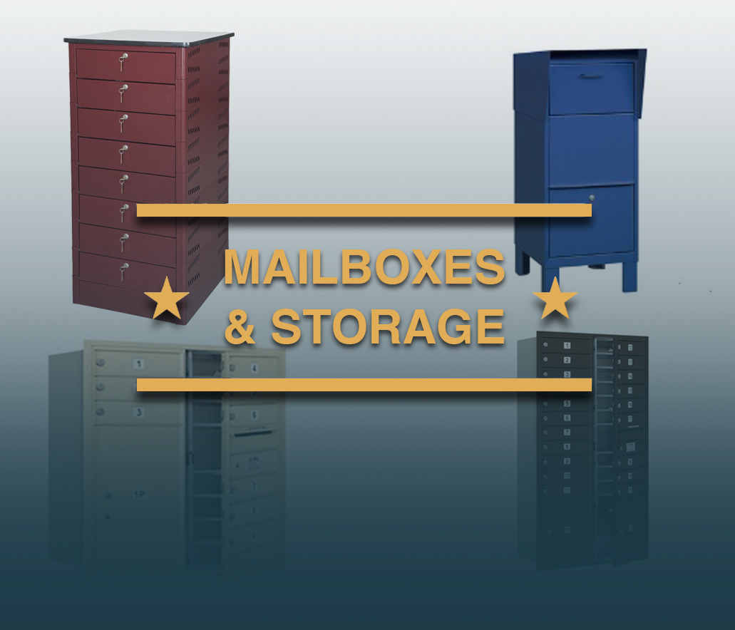 Mailboxes and Storage Products